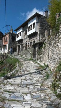 Pilio near the city of Volos