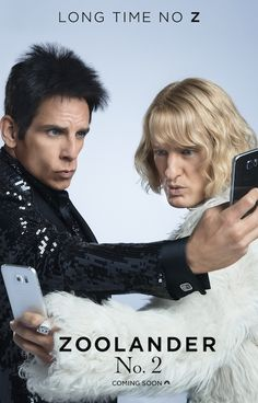 @Zoolander 2 Stars, Ben Stiller And Owen Wilson Appear On #SNL's 'Weekend Update'