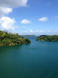 Gatun Lake-Panama Canal third stop on our cruise 03/27/15