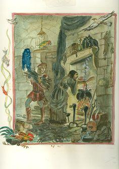 Cellar Door Books ORIGINAL ART FROM TASHA TUDORu0027S BEDTIME BOOK. - The World of & Cellar Door Books: ORIGINAL ART FROM TASHA TUDORu0027S BEDTIME BOOK ... pezcame.com
