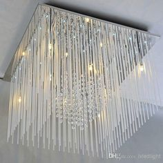 Free shipping, $256.26/Piece:buy wholesale modern living room ceiling lamp fixture crystal chandelier lighting of Crystal,LED,3~5,Pendant Light,AC110~220V from DHgate.com, get worldwide delivery and buyer protection service.