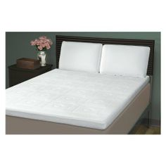 Soft-Tex SensorPedic Luxury Extraordinaire 3 in. Memory Foam Mattress Topper Size-Color - California King - White / Cream by SensorPedic. $249.99. California King. Perfect for all sleep styles. Features anti-stain treatment. 320 gram per square meter circular knit woven damask cover. The 3 in. SensorPedic Luxury Extraordinaire mattress topper contours to your body for uninterrupted sleep, night after night. About Soft-Tex While constantly...
