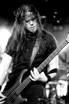 Niilo Sevńnen - Insomnium #deathmetal Metal Bands, Rock Bands, Death Metal, Hard Rock, Music Artists, Singer, Awesome, Celebrities, Musicians