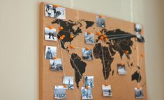 travel photos pinned on map @TheRoyaleIndia