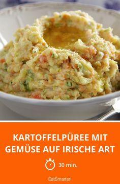 Kartoffelpüree mit Gemüse auf irische Art - smarter - Zeit: 30 Min.   eatsmarter.de