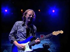 """Matt Schofield - """"Lights Are On"""" (But Nobody's Home) [Matt Schofield (born 21 August 1977, Manchester, England) is an English blues guitarist and singer. His band, The Matt Schofield Trio, play their own material, a blend of blues, funk and jazz] `j"""