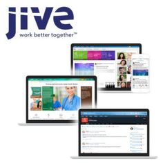 April 2016 - Jive launches new collaboration features for its business and healthcare solutions.