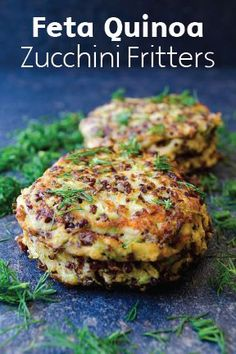 Feta Quinoa Zucchini Fritters are a light and healthy vegetarian recipe you can make ahead for a busy week and grab on the go with Bounty Paper Towels. Or try pairing it with your favorite homemade soup or roasted chicken for a stunning vegetable-filled dinner side.