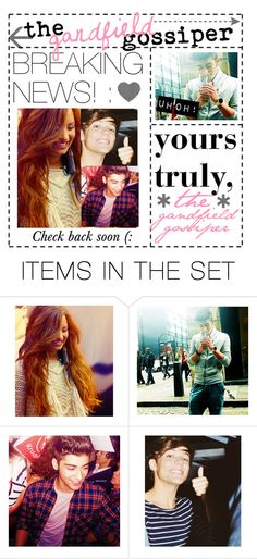 """""""the gandfield gossiper 
