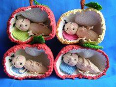 Детский сад - Мои вязульки - Галерея - Форум почитателей амигуруми (вязаной игрушки)