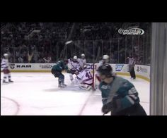 @TomasHertl scores fourth #goal of #game with #nasty finish
