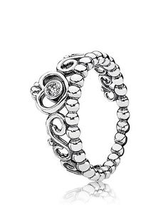 PANDORA Ring - My Princess Cubic Zirconia | Bloomingdale's - I have this ring...love it!