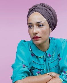 The Pieces of Zadie Smith - NYTimes.com