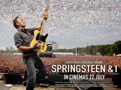 El documental Springsteen & I llega a los cines de todo el mundo el 22 de Julio