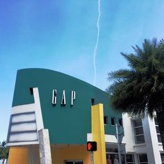 Gap on Collins avenue Miami Architecture, Gap, Real Estate, Gallery, Design, Roof Rack, Real Estates