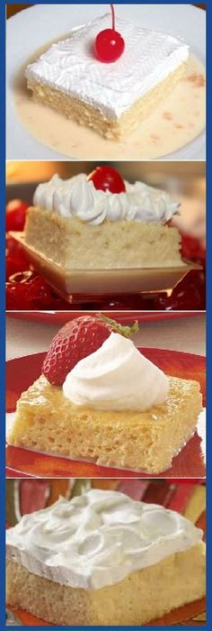 Cómo hacer Pastel de 3 Leches en 5 minutos! ¿Te vas a perder esta receta? #pasteltresleches #pastel3leches #leches #tips #cake #pan #panfrances #panettone #panes #pantone #pan #recetas #recipe #casero #torta #tartas #pastel #nestlecocina #bizcocho #bizcochuelo #tasty #cocina #chocolate Si te gusta dinos HOLA y dale a Me Gusta MIREN...