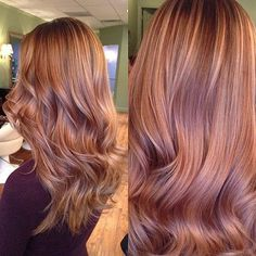 Rose Gold Hair Color (5)