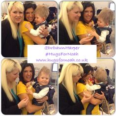 Dr Dawn Harper with Noah & myself at the London's Dorchester Hotel with the Mother and Baby Big Heart awards & nominated by the very wonderful Fi from www.childcareisfun.co.uk