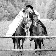 Western Inspired Wedding