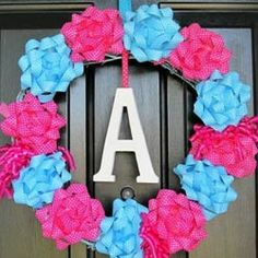 Put this outside to let people know its the party or use it on a daily basis. It's cute!