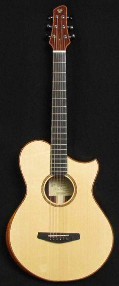 Yamamoto Guitars Talus Florentine