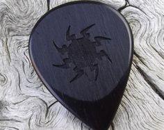 Guitarra madera Pick  calidad Premium  hecho a por NuevoWoodcrafts