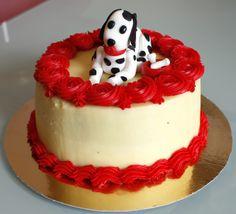 Tarta Dálmata  Dalmatian Cake