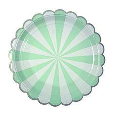 Mix&Match Mint platos L - Miss Coppelia