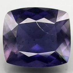 Three carats Iolite cordierite gemstone for sale wholesale price