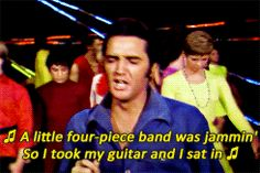 Elvis 68' Comeback Special: Incomplete takes on Guitar Man, June 30,1968.
