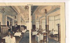 Speisesaal Hotel Badehof ca 1910