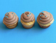 Classic Chocolate Buttercream Icing for Cupcakes