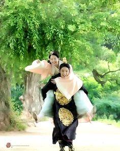 Prince Wang so and Hae soo ❤ ep 20