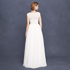 super pretty Carenna gown. i obviously no longer need a wedding dress, but someone should go for this.