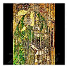 Poster-Vintage-Charles Rennie Mackintosh 18