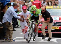 Tour de France 2015. Pra-Loup. Andrew Talansky. © Photo Pat.Domeyne/Juillet 2015