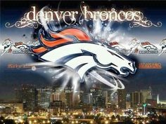 denver bronco posters - Google Search