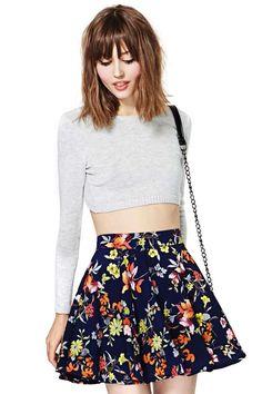 2715be0609199 Osaka Skater Skirt - Nasty Gal Cute Skirts