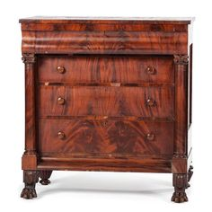 Empire Chest of Drawers  - Price Estimate: $300 - $500