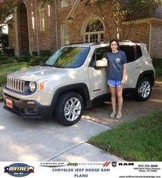 Happy Anniversary to Kamran on your #Jeep #Renegade from Barry Neal at Huffines Chrysler Jeep Dodge RAM Plano!  https://deliverymaxx.com/DealerReviews.aspx?DealerCode=PMMM  #Anniversary #HuffinesChryslerJeepDodgeRAMPlano