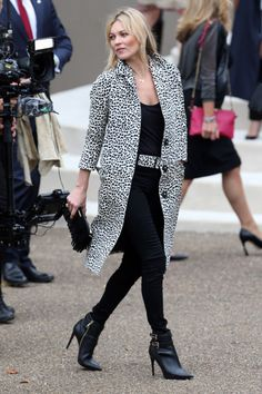 A look back at 64 of Kate Moss's best street style ensembles to inspire your wardrobe this season: