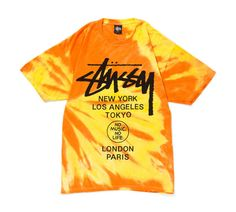 #Stussy x TOWER RECORDS – Summer Festival Goods Collection