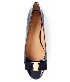Salvatore Ferragamo Varina Flats, www.shopstyle.com/browse/womens-shoes/salvatore-ferragamo