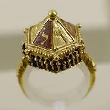 Znalezione obrazy dla zapytania medieval ring