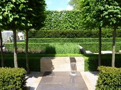 Laurent-Perrier garden for the Chelsea Flower Show by Luciano Giubbilei _