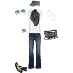 """Saturday Chill - Stella & Dot"" created by www.facebook.com/JewelryStylistJen"