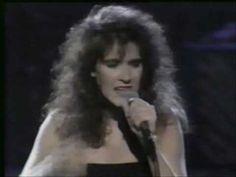 CELINE DION POR AMOR - D'abord C'est Quoi L'amour (Live Winter Garden 1991)