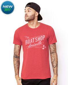 Boat Shop triblend tshirt #boating #boatup #goboating #kcco #lakelife #wakeboarding #boatlife #onlineshirts #tees #tshirts #boating