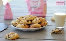 Les cookies moelleux d'Amandine