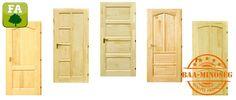A klasszikus lucfenyő válaszfal ajtó, ami nélkül nem volt a 70-es és 80-as években építkezés.